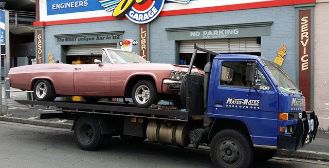 Mates Rates Towing Hobart