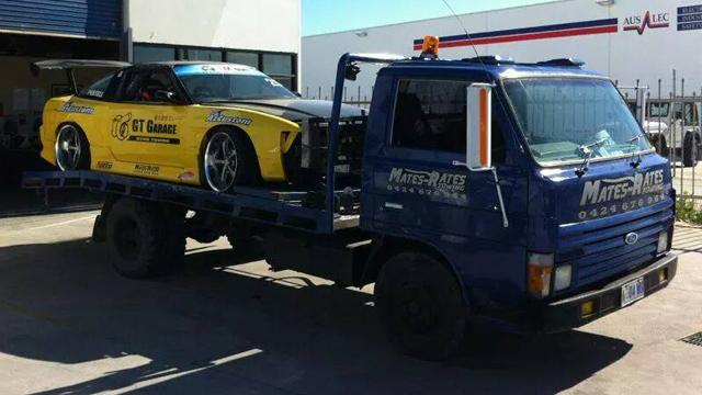Drift Car Towing